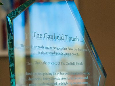 Canfield Award